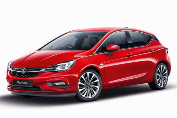 Opel astra k zim rent a car