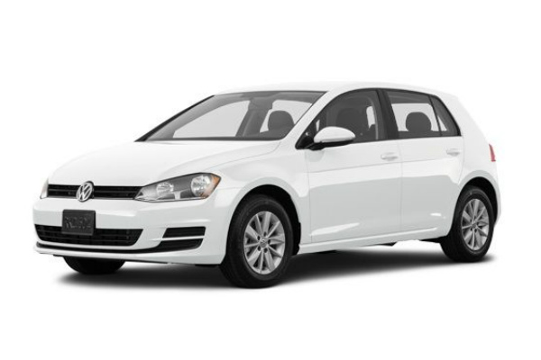 VW GOLF Zim Rent A Car