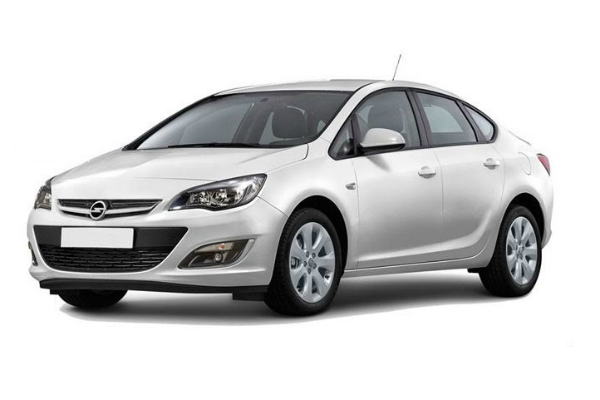 Opel astra J Zim Rent A Car